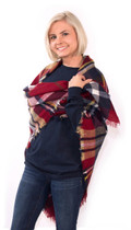 Simply Southern Blanket Scarf - Grace