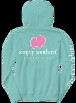 Simply Southern LS Hood - Ele Logo