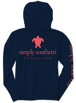 Simply Southern LS Hood - Turtle Logo