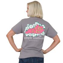 Simply Southern SS Tee - Preppy KY