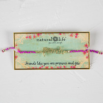 Wire Word Bracelet - Friends