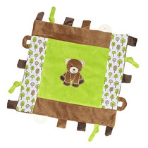 Multifunction Blankie - Cocoa Bear