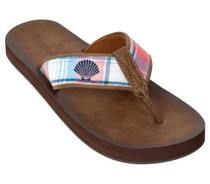 Folly Scallop Flip Flop