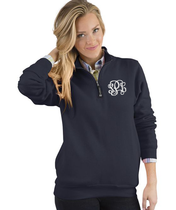 Crosswind 1/4 Zip Pullover - Navy