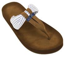Vilas Flip Flops - Navy