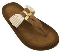 Vilas Flip Flops - Gold
