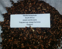 Vanilla Honeybush