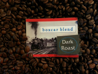 Aroma Roasters – Boxcar Blend