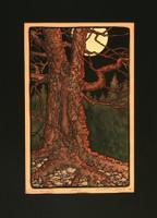 Robin Hood's Tree Print
