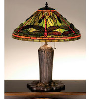 Dragonfly Cone Table Lamp 26680-M