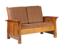 Olde Shaker Love Seat 56-QF-00