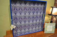 William Morris Design Lacquered Tray - IN STOCK Regular