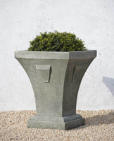 Lakeshore Tall Square Planter P-493 by Campania