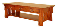 "30"" x 54"" Aurora Coffee Table ACW-3054"