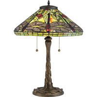 Jungle Dragonfly Table Lamp