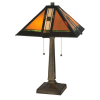 Montana Mission Table Lamp
