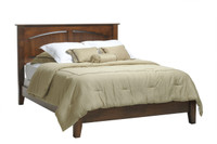 Rockford Panel Bed low footboard