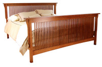American Mission Spindle Bed AMW-BD