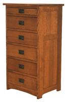 American Mission Lingerie Chest AMW-2406/W-F