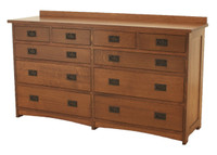 American Mission 10 Drawer Grand Chest AMW-6510-F