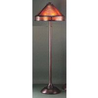 The Mica Lamp Company 060 Mission Floor Lamp