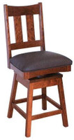 Mission Swivel Counter/Bar Stool VV