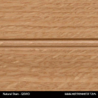 Quartersawn White Oak - Natural Sample