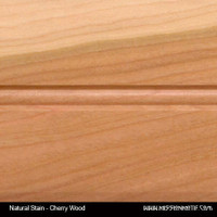Cherry Wood - Natural Stain Sample