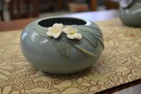 Arrowroot Vase by Mary Pratt