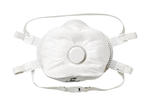 P100 Dust & Aerosol Respirator With Exhale Valve 5/bx
