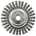 "6x.020x5/8-11"" SS Stringer Bead Wheel"