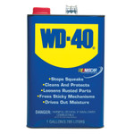 1 Gallon WD-40 Penetrating Fluid 4/cs