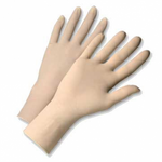 5mil Powdered Latex Examination Glove Large 100/bx 10bxs/cs