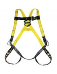 3 D-Ring Tongue Buckle Harness