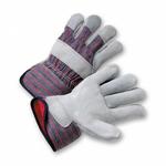 Red Fleece Lined Work Glove 1dz