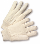 8oz Canvas Glove with Knit Wrist 1dz