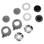 Complete Quick-Lock Kit for Fibre Metal Hardhats (FIB4001 & FIB4002)