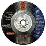 "4-1/2""x1/4x5/8-11"" Type 27 Grinding Wheel (Metabo)"