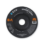"4-1/2x1/4"" Type 27 Zirconia Grinding Wheel"