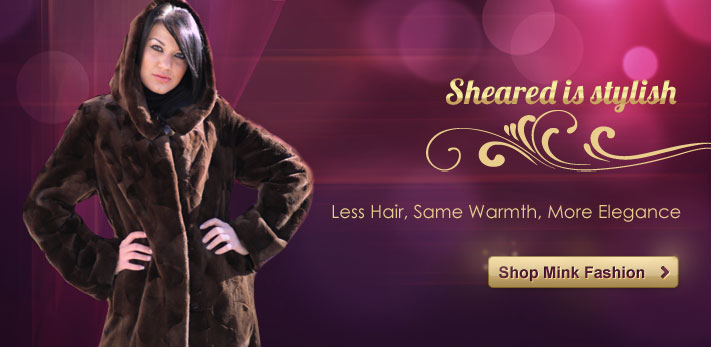 SHOP FUR COATS