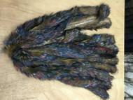 Rock and roll fox fur Trim