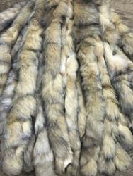 Crystal fox fur Trim