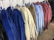 Mink Pelts in colors