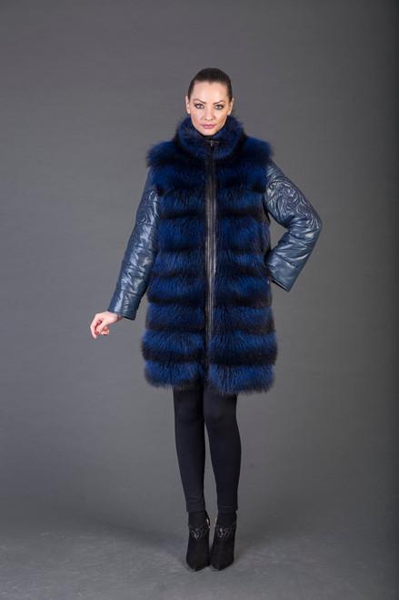 Racoon Fur coat