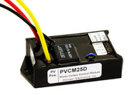 PVCM-25D:  Photovoltaic Charge Controller 25 Amp with a Display Jack