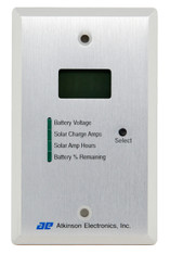 PVDM4-LC  Photo Voltaic Display Module with 4 Digital Readings