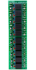 MCRM-10 QC   Multiple Channel SPDT Relay Module with Quick Connect Terminals
