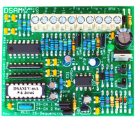 DSAM/MA/VDC  Dual Channel Sequencing to Analog Module Milliamp to Voltage