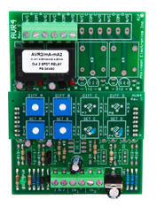 AVR4C:  2 Channel Adjustable Voltage Sensitive Relay