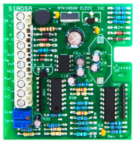 SIA05A/OHM  Resistance Input to Analog Output Module
